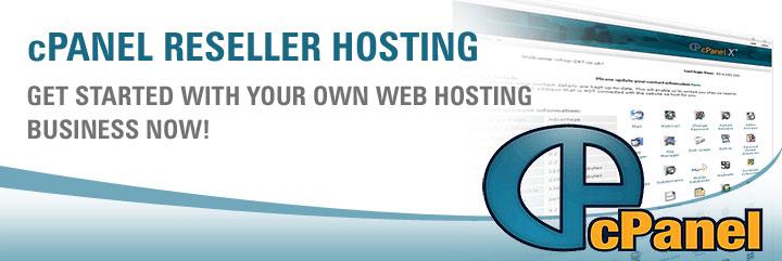 cpanel reseller hosting providers