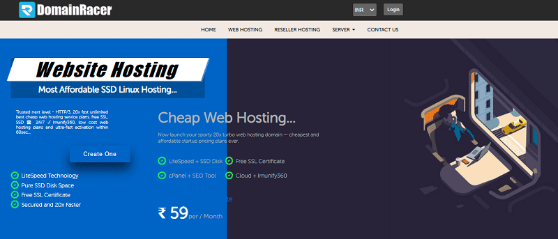 affordable shared hosting plans with free ssl